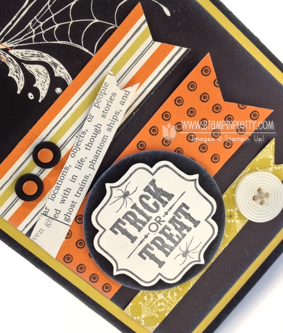 Stampin up stampinup stamp it pretty mary fish order halloween card tag for you idea label bracket punch