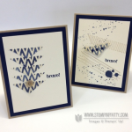 Simple Masculine Card With or Without Gorgeous Grunge
