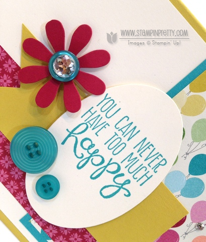 Stampin up stampinup birthday basics yippee skippee birthday card ideas free catalog order it pretty mary fish