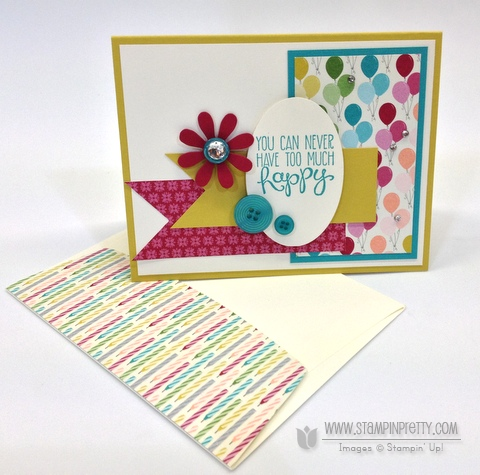 Stampin up stampinup birthday basics card yippee skippee free catalogs order it pretty mary fish