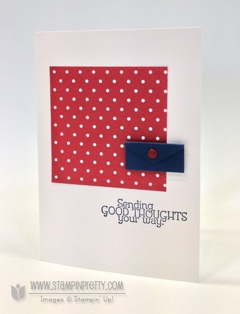 Stampin up stampinup pretty order it hexagon punch too kind tutorial video card idea