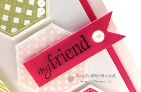Stampin up stampinup pretty it order online hexagon punch six sided sampler card ideas demonstrators blog