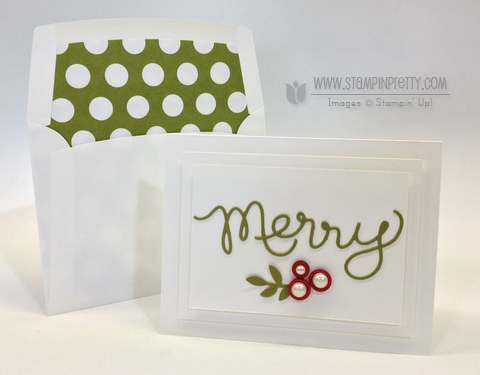 Stampin up stampinup order stamp it mary fish pretty expressions thinlits dies holiday card idea catalogs
