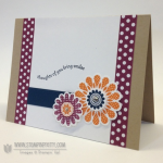 Bring Smiles with Stampin' Up! Polka-Dot Pieces