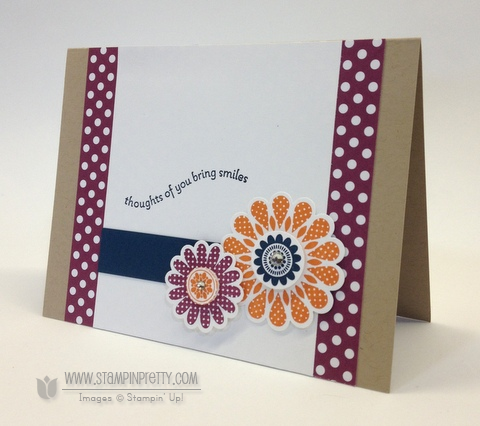 Stampin up stampinup stamp it pretty order polka dot pieces card ideas free catalog