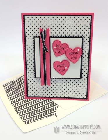 Stampin up stampinup pretty stamp it mary fish modern medley perfectly you hearts a flutter rotary trimmer