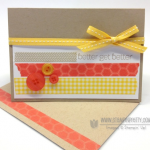Washi Tape Get Well Card