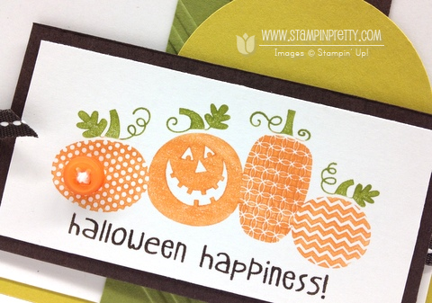 Stampin up stampinup mary fish order pretty stamp it halloween happiness card ideas envelopes punch board