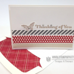 A Simple Thinking of You Card