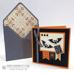 Stampin' Up! Halloween Hello Card & Broom