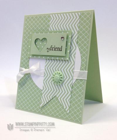 Stampin up stampinup envelope liner framelits die order buy pretty hearts a flutter six sided sampler