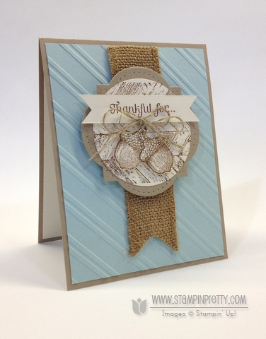 Stampin up stampinup order buy pretty thanksgiving card ideas truly grateful