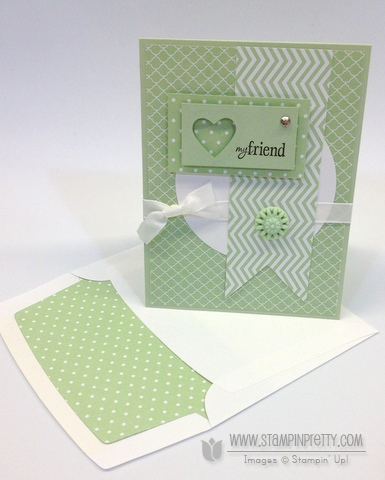 Stampin up stampinup envelope liner framelits dies order buy pretty hearts a flutter six sided samplers