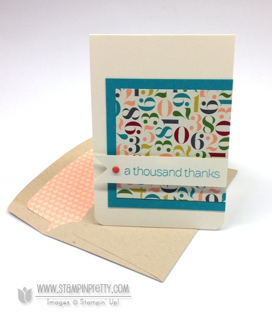 Stampin up stampinup order buy stamp it pretty simple card ideas lots of thanks you birthday basics