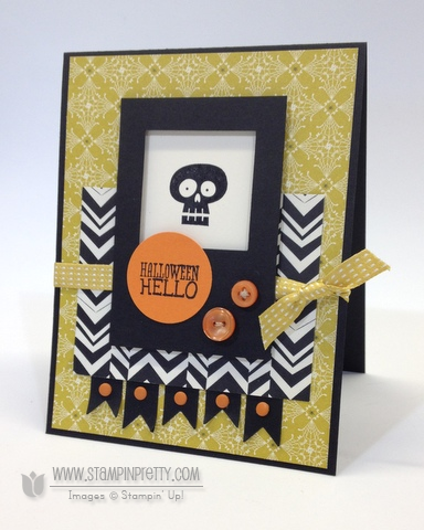 Stampin up stampinup stamp it pretty halloween hello card idea mojo monday envelopes punch boards