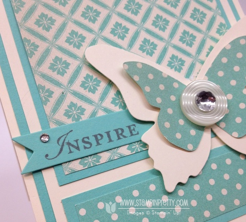 Stampin up stampinup stamp it pretty buy order beautiful butterfly die envelopes liner framelit