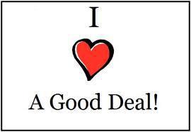 I-love-a-good-deal