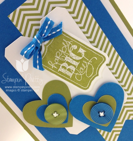 Stampin up stampinup hearts a flutter framelits dies chalk talk birthday card idea mary fish order punch