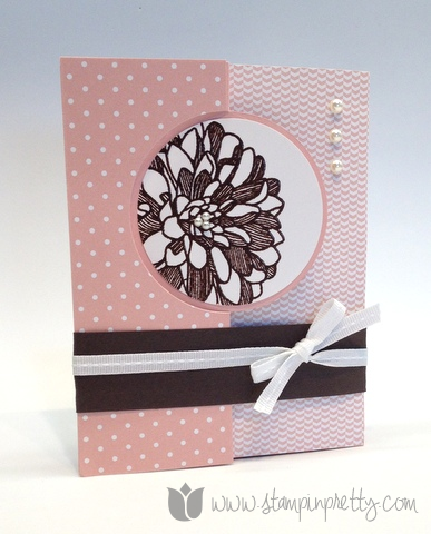Stampin up mary fish stamp it pretty order thinlits thinlets card dies gift card holder ideas