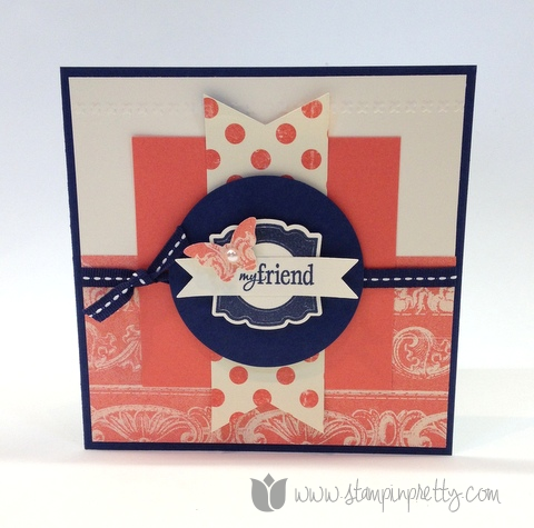 Stampin up pretty stamp it mary bitty butterfly punch etcetera designer series paper card ideas envelope punch board
