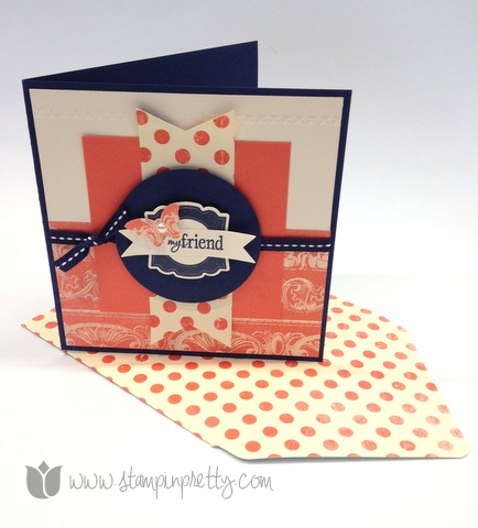 Stampin up pretty stamp it mary bitty butterfly punch etcetera designer series paper cards ideas envelope punch board