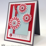 Stampin' Up! Polka-Dot Pieces & Punches
