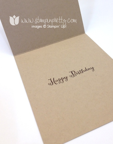 Stampin up create a cupcakes builder punch remembering your birthday girl ideas mary fish pretty card