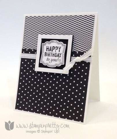 Stampin up pretty label love artisan punch masculine birthday card order stamp it idea