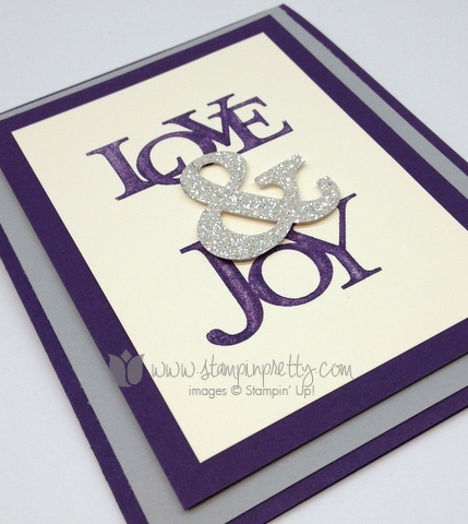 Stampin up stamp it mary fish order pretty love & and joy holiday christmas stamps set ideas holiday catalog