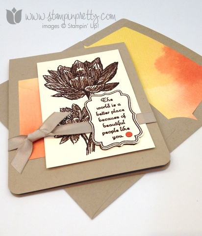 Stampin up stamp it up pretty order mary fish occasion catalog people like you decorative label punch