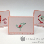 3 Whole Lot of Love Valentines in 10 Minutes