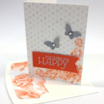 Watercolor Note Cards & Envelopes in a Flash!