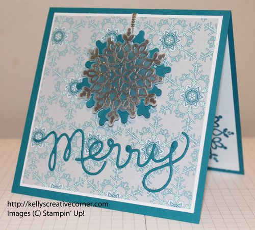 Mary's Guest Christmas Card