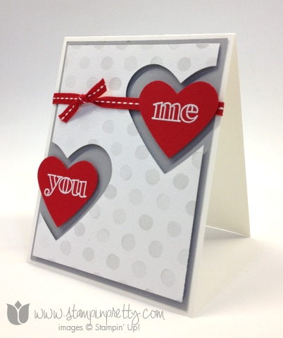 Stampin up countless sayings 1 2 valentines day card ideas diy heart framelits punch watercolor wonder stamps it