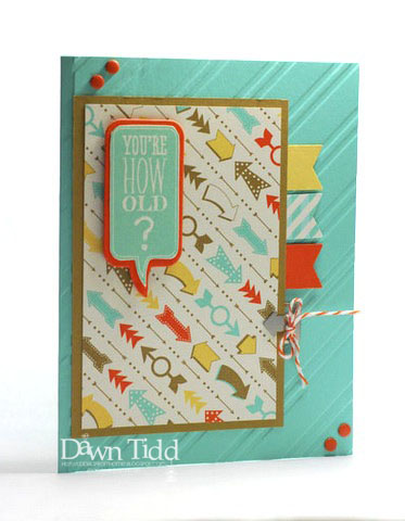 Stampin up dawn tidd mary fish stamp it pretty