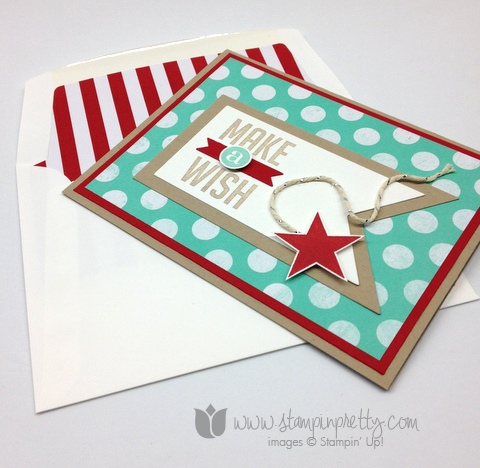 Stampin up mary fish stamp it pretty stamping orders occasions free catalog perfect pennants banner framelits die