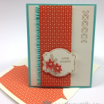 You're Lovely, Stampin' Up!