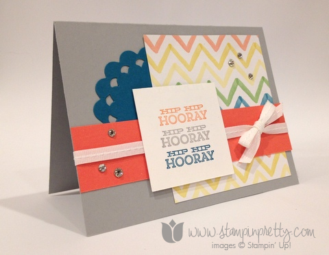 Stampin up stamp it pretty mary fish hip notes handmade card occasions free catalogs big shot machines