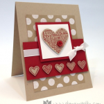 Stampin' Up! Language of Love and MOJO 328!