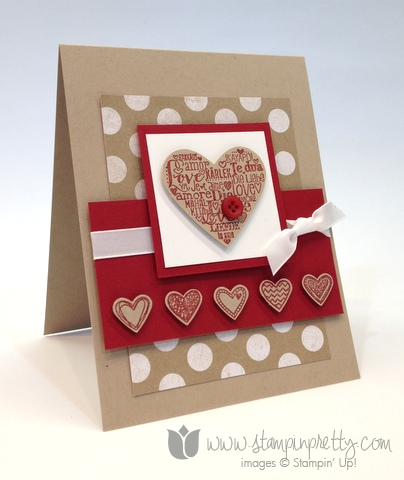 Stampin up stamp it up free occasions catalog language of love ...