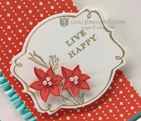 Stampin up stamping stamp it youre lovely saleabration envelope liner framelits dies handmade card diy idea