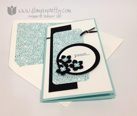Stampin up stamps it pretty stamping mary fish saleabration happy watercolor sweet sorbet petite petal punch circle