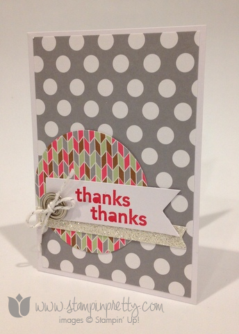 Stampin up stampin it pretty mary fish saleabration thank hello handmade cards free catalog