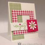 Stampin' Up! Simply Celebrate Card