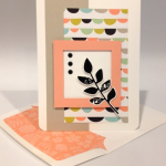 Stampin' Up! Nature's Hello Meets Sweet Sorbet