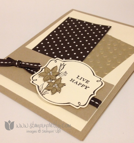 Stampin up stamps it stamping pretty mary fish saleabration youre lovely blog card idea