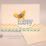 Fabulous Friday Watercolor Wonder Note Card