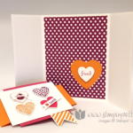 Saying Good Bye to Stampin' Up! Hearts a Flutter!