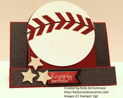 Baseball Step Card-001