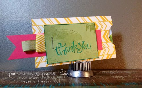 Stampin' Up! Project Life #PLxSU gift card holder by Kerry Willard Bray www.peoniesandpaperchains.com img1.JPG